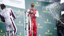 F2: Mick Schumacher, prima vittoria all'Hungaroring!