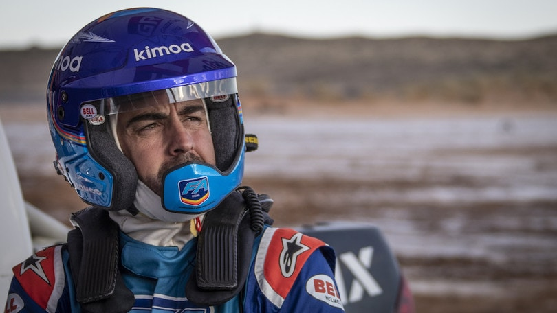 GRID, Fernando Alonso protagonista del primo Race Consultant Diary