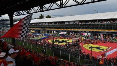 Gran Premio d'Italia e Ferrari, legame lungo 90 anni