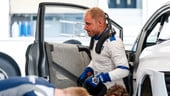 Bottas, terapia rally per puro divertimento