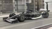 F1, prima immagine dell'aerodinamica 2021
