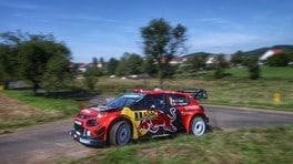 WRC, Rally di Germania: Ogier il più veloce nello shakedown