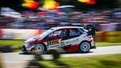 WRC, Rally di Germania: Tanak sempre più leader