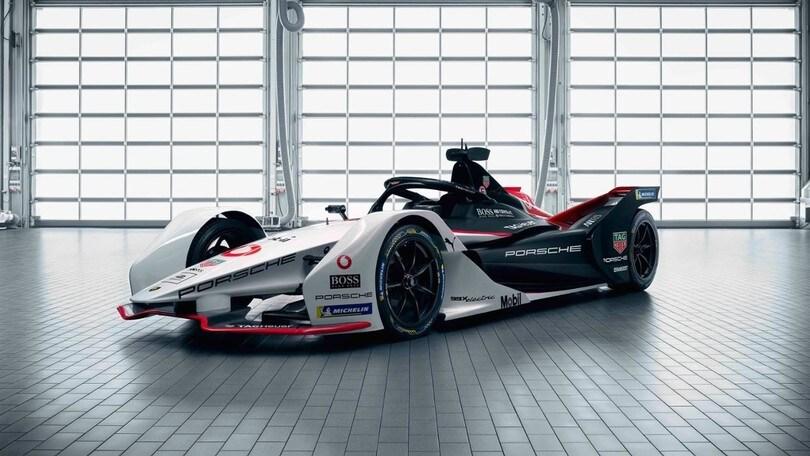 Porsche 99X Electric: FOTO
