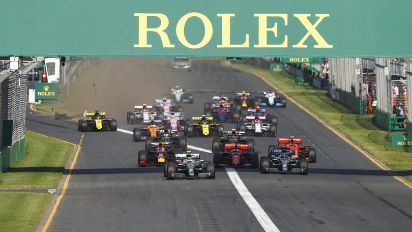 Calendario Mondiale F1 2020.Calendario F1 2020 Record Con 22 Gp Autosprint