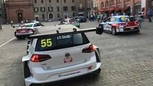 Il motorsport scende in piazza a Imola - LE FOTO
