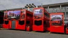 GP Italia, giovedì di Monza: FOTO
