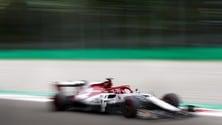 GP Italia, le prove libere: FOTO