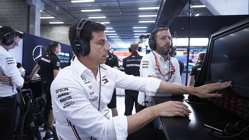 GP Italia F1, Wolff: