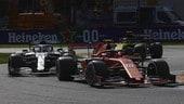 Hamilton, GP Italia: