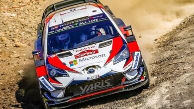 WRC, Rally Turchia al via