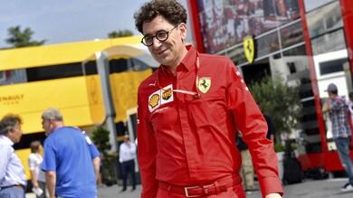 Binotto: Leclerc è forte nei corpo a corpo