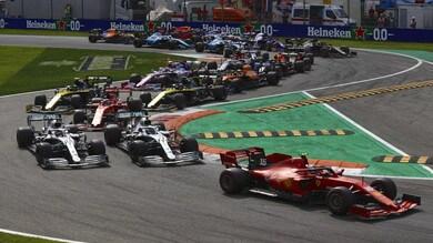 Formula 1, gomme e parti standard sul tavolo della discussione