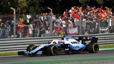 F1, Williams avrà ancora motori Mercedes dal 2021