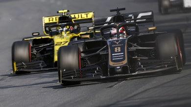 Haas 2020, scelta tra Hulkenberg o Grosjean, no a Wehrlein