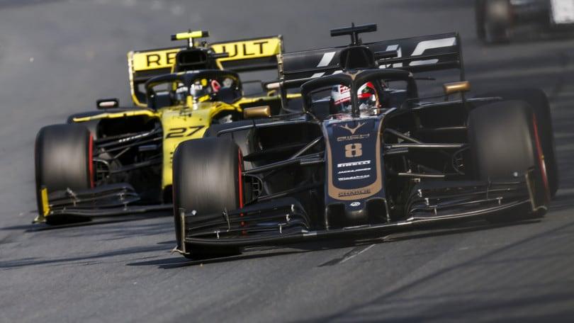 Calendario Formula E 2020 2020.Haas 2020 Scelta Tra Hulkenberg O Grosjean No A Wehrlein