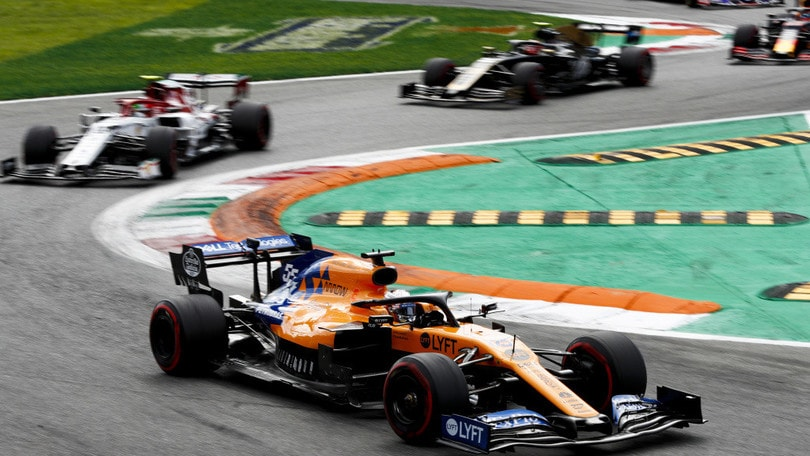 Sainz, GP Singapore: ultimi sviluppi McLaren in campo