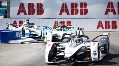 Formula E: BMW, DS, Geox animano il mercato piloti