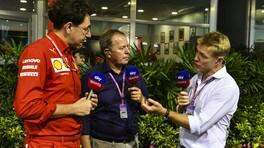 """Binotto, GP Singapore: """"Il pacchetto aerodinamico ha funzionato"""""""