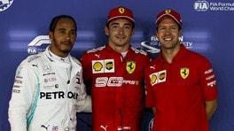 GP Singapore F1, analisi qualifiche: il bello dei giri
