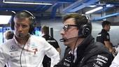GP Singapore F1, Wolff:
