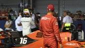 """Vettel, GP Singapore: """"Avrei potuto fare di più"""""""