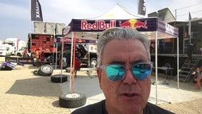 VIDEO: Dakar, Sainz e Peterhansel out