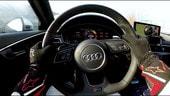 Hot Lap di Riccardo Piergentili: Audi RS4 Avant