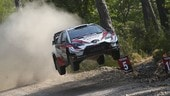 WRC, shakedown Rally Turchia: Meeke il più veloce