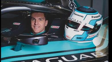 Formula E, Calado in griglia con Jaguar