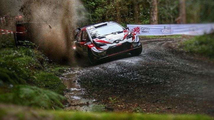 WRC, Rally Galles: shakedown, Meeke il più veloce