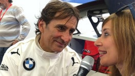 Italiano GT: Zanardi, intervista esclusiva