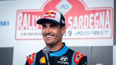WRC: Hyundai rinnova con Sordo per il 2020