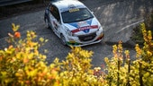 CIR, Rally due Valli: Ciuffi allo Shakedown, foto