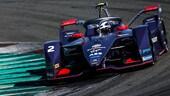 Test Formula E, Bird miglior tempo a Valencia