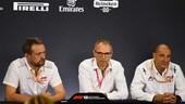 Domenicali: Leclerc maturità da veterano, da Binotto regole precise