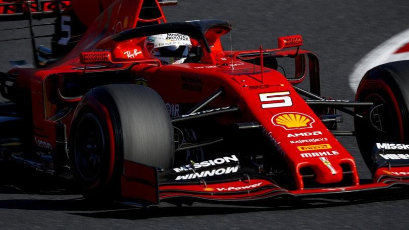 Vettel, GP Messico: ce la giochiamo ma attenti a Red Bull