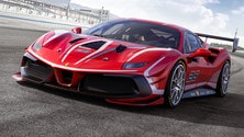 Ferrari 488 Challenge EVO: Foto