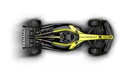 Formula 1 2021, rendering Renault e Williams: Foto