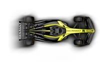 Formula 1 2021, rendering Renault e Williams: Foto