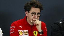 "Binotto, GP USA: ""Regolamento 2021, voto 7"""