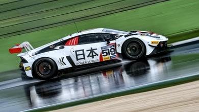 FIA Motorsport Games, Lamborghini d'oro e d'argento