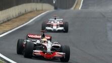 Lewis Hamilton, sei volte Campione del Mondo: FOTO
