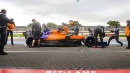 F1, test Pirelli al Paul Ricard con McLaren