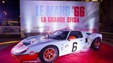 Le Mans '66 - La Grande Sfida: Foto della prima a Roma
