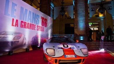 Le Mans '66 - La Grande Sfida: anteprima a Roma