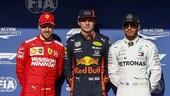 GP Brasile F1, analisi qualifiche: Max e la RB15 imbattibili, per ora