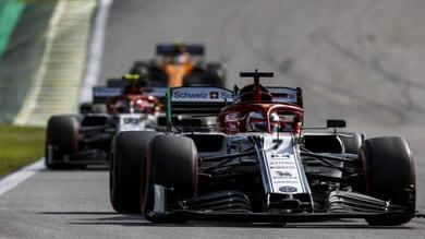 Raikkonen, GP Brasile: piazzato e un po' deluso