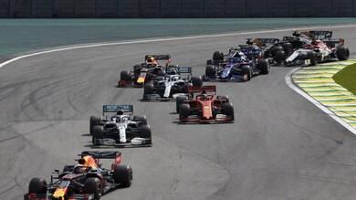 F1 2021: Miami avanza, Interlagos determinata a restare