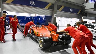 F1, dopo le direttive la FIA controlla l'alimentazione Ferrari